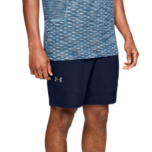 Pantalones Cortos Tenis Hombre Under Armour Vanish Woven 8in Shorts  Academy/Pitch Gray 13286540408