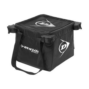 Carrelli e Cesti Dunlop Tac Teaching Borsa Porta Palline  Black 307235