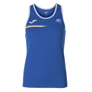 Top and Shirts Girl Joma FIT Tank Girl  Blue FIT901407702
