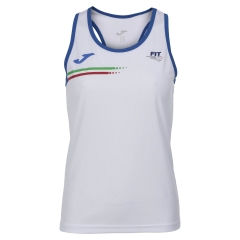 Joma FIT Tank Girl - White