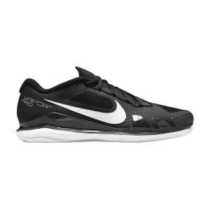 Men`s Tennis Shoes Nike Court Air Zoom Vapor Pro Clay  Black/White CZ0219008