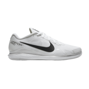 Men`s Tennis Shoes Nike Court Air Zoom Vapor Pro HC  White/Black CZ0220124