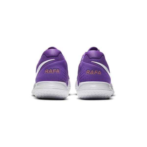 Nike Air Zoom Vapor Cage 4 HC Rafa - Wild Berry/White/Elemental Pink