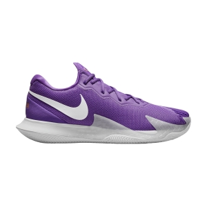 Scarpe Tennis Uomo Nike Air Zoom Vapor Cage 4 Rafa Clay  Wild Berry/White/Elemental Pink DH1312524