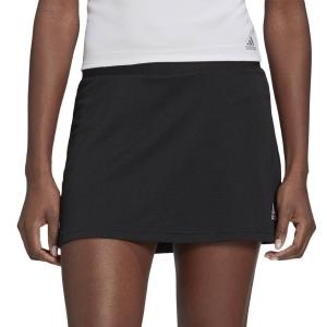 Gonne e Pantaloncini Tennis adidas Club Primegreen Gonna  Black/White GL5480