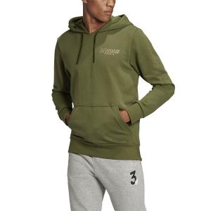 Men's Tennis Shirts and Hoodies adidas Graphic Hoodie  Wild Pine GK8157