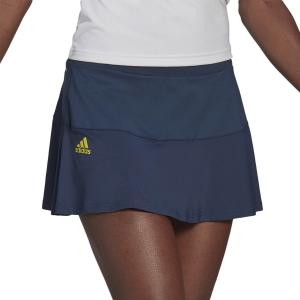 Skirts, Shorts & Skorts adidas Match AEROREADY Skirt  Crew Navy/Acid Yellow GL6202