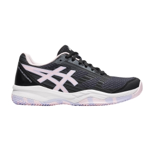 Padel Shoes Asics Gel Padel Exclusive 6  Black/Pink Salt 1042A143002