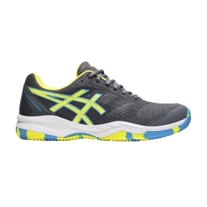 Padel Shoes Asics Gel Padel Exclusive 6  Carrier Grey/Sour Yuzu 1041A200021