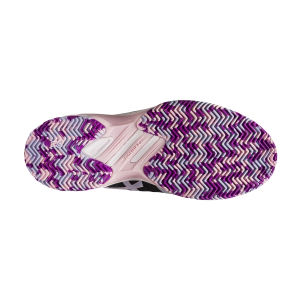Asics Padel Lima FF - Black/Lilac Opal