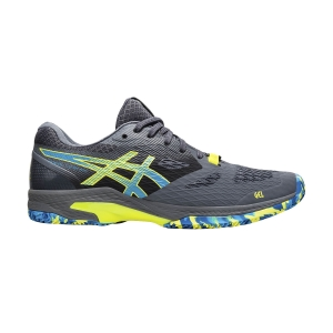 Padel Shoes Asics Padel Lima FF  Carrier Grey/Digital Aqua 1041A199020