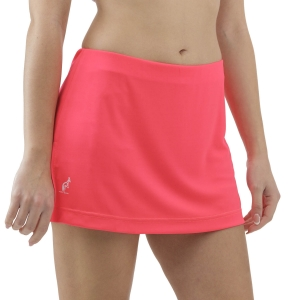 Gonne e Pantaloncini Tennis Australian Logo 2 in 1 Gonna  Psyco Red TEDGO0002419