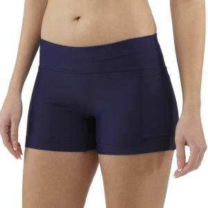 Gonne e Pantaloncini Tennis Australian Logo 3in Pantaloncini  Blu Cosmo TEDSH0001842