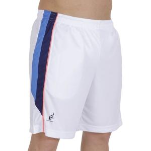 Men's Tennis Shorts Australian Player 8in Shorts  Bianco TEUSH0001002