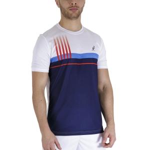 Men's Tennis Shirts Australian Printed Player TShirt  Cosmo TEUTS0003842