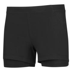 Babolat Exercise 3in Shorts Girl - Black