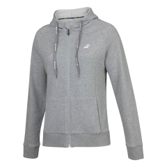 Babolat Exercise Hoodie Girl - High Rise Heather