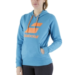 Babolat Exercise Flag Hoodie - Caneel Bay