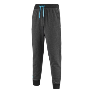 Tennis Shorts and Pants for Boys Babolat Exercise Pants Boy  Black Heather 4JP11312003