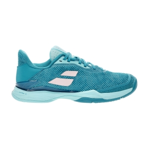 Women`s Tennis Shoes Babolat Jet Tere All Court  Harbor Blue 31S216514089