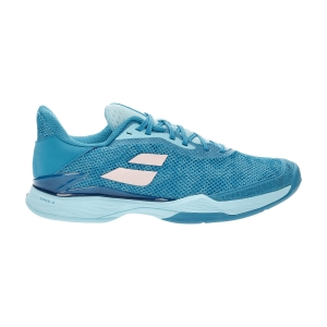 Women`s Tennis Shoes Babolat Jet Tere Clay  Harbor Blue 31S216884089
