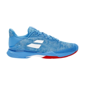 Men`s Tennis Shoes Babolat Jet Tere Clay  Hawaiian Blue 30S216504077