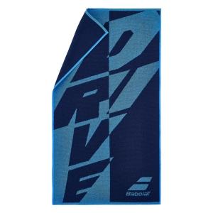 Tennis Towels Babolat Graphic Towel  Drive Blue 5UA13914086