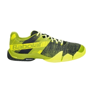 Padel Shoes Babolat Movea  Spinach Green/Fluo Yellow 30S215718005