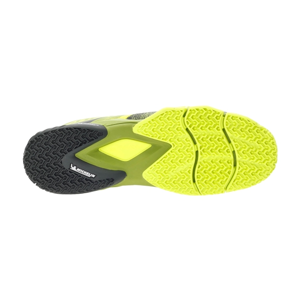 Babolat Movea - Spinach Green/Fluo Yellow