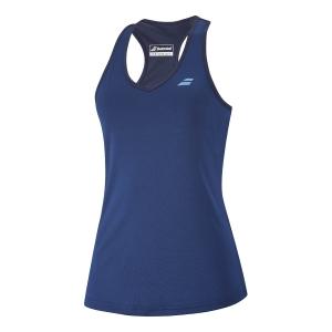 Top y Camisetas Niña Babolat Play Top Nina  Estate Blue 3GP10714000