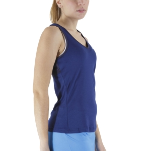 Women`s Tennis Tanks Babolat Play Tank  Estate Blue 3WP10714000