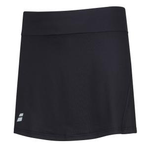 Shorts and Skirts Girl Babolat Play Skirt Girl  Black 3GP10812000