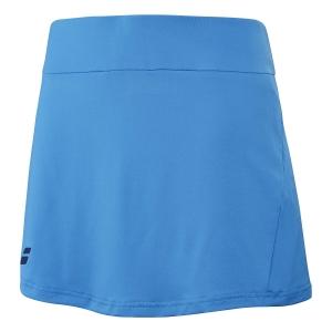 Shorts and Skirts Girl Babolat Play Skirt Girl  Blue Aster 3GP10814049