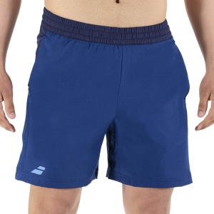 Men's Tennis Shorts Babolat Play 6in Shorts  Estate Blue 3MP10614000