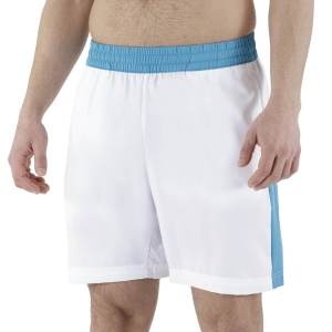 Men's Tennis Shorts Babolat Play Logo 6in Shorts  Caneel Bay 3MTB0614080