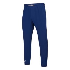 Tennis Shorts and Pants for Boys Babolat Play Pants Boy  Estate Blue 3JP11314000