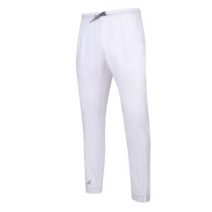 Tennis Shorts and Pants for Boys Babolat Play Pants Boy  White 3JP11311000