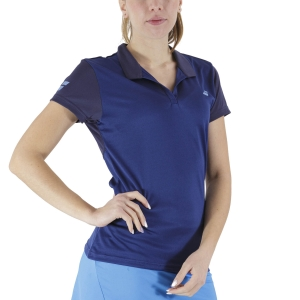 Women`s Tennis T-Shirts and Polos Babolat Play Polo  Estate Blue 3WP10214000