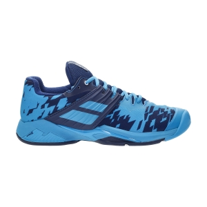 Men`s Tennis Shoes Babolat Propulse Fury All Court  Drive Blue 30S212084086