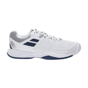 Men`s Tennis Shoes Babolat Pulsion All Court  White/Estate Blue 30S213361005