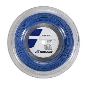 Monofilament String Babolat RPM Power 1.30 200 m String Reel  Electric Blue 243139360130