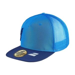 Tennis Hats and Visors Babolat Trucker Cap  Drive Blue 5UA12244086