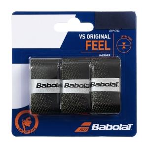 Overgrip Babolat VS Original x 3 Overgrip  Black/Yellow 653040142