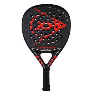 Racchetta Padel Dunlop Aero Star Lite Padel  Black/Red 10312142