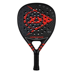 Dunlop Aero Star Pro Padel - Black/Red