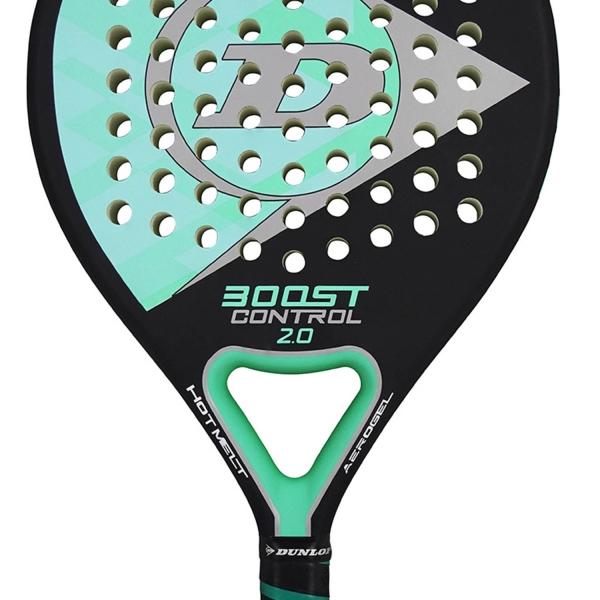 Dunlop Boost Control 2.0 Padel - Black/Green