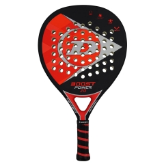 Dunlop Boost Power 2.0 Padel - Black/Red/Grey
