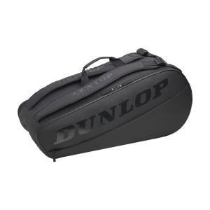 Tennis Bag Dunlop CX Club x 6 Bag  Black 10312729