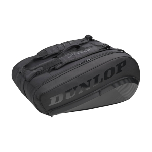 Bolsa Tenis Dunlop CX Performance x 12 Thermo Bolsas  Black 10312711