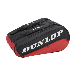 Bolsa Tenis Dunlop CX Performance x 8 Thermo Bolsas  Black/Red 10312713